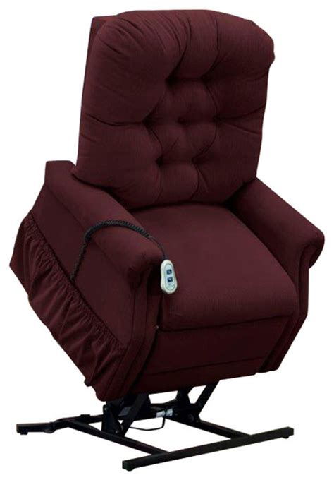Med Lift Recliner by Med Lift Wide Three Way Reclining Lift Chair Aaron