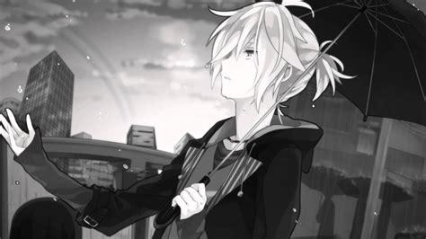 Coole Len by Kagamine Len Cool Black Kagamine Len Vocaloid