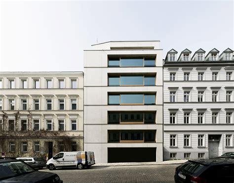 architekten berlin monohaus zanderroth architekten archdaily