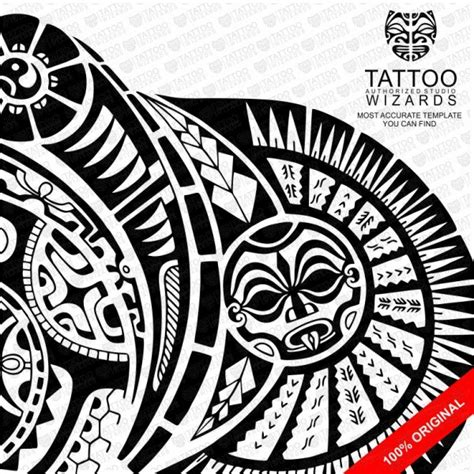 Tatoo Templates by The Rock Template Wizards