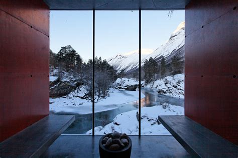 ex machina house location 14 photos that help explain what a quot landscape hotel quot is
