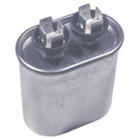 air conditioner capacitor 370 vac run capacitor 4 mfd 370 volt air conditioning replacement part heating vents