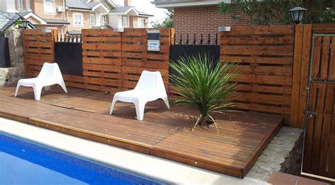 jardines con palets muebles de jard 237 n con palets gti arquitectos