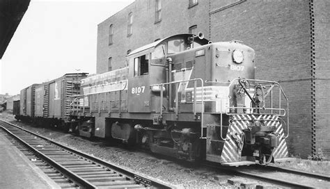 alco rs 1 at pittsfield depot 1955 the nerail new