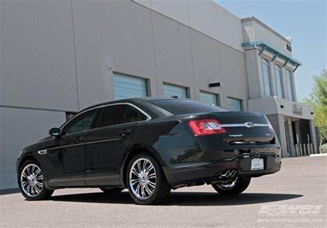 ford taurus wheels ford taurus custom wheels mkw avenue a601 20x et tire