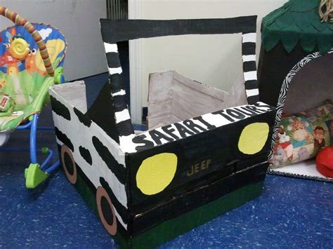 safari jeep craft 25 best safari kids party ideas images on pinterest