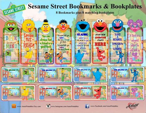 Sesame Pictures