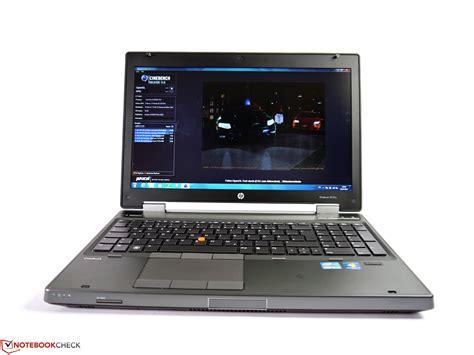 review hp elitebook  notebook notebookchecknet reviews
