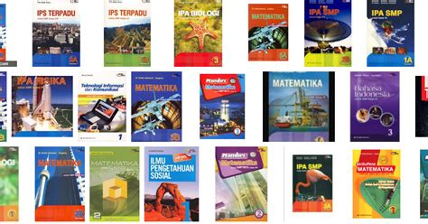 Pelajaran Ipa Smp Kelas 2b Erlangga buku ipa kelas 7 8 9 ktsp kurikulum 2006