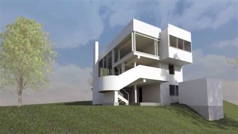 the smith house richard meier s the smith house youtube