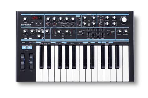 Keyboard Synthesizer novation bass station ll analog synthesizer keyboard 25 key