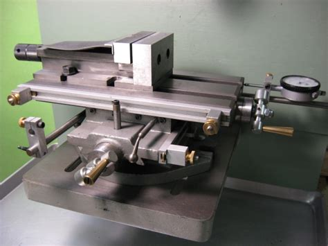 cross slide milling table cross slide table modifications ideas for future tools