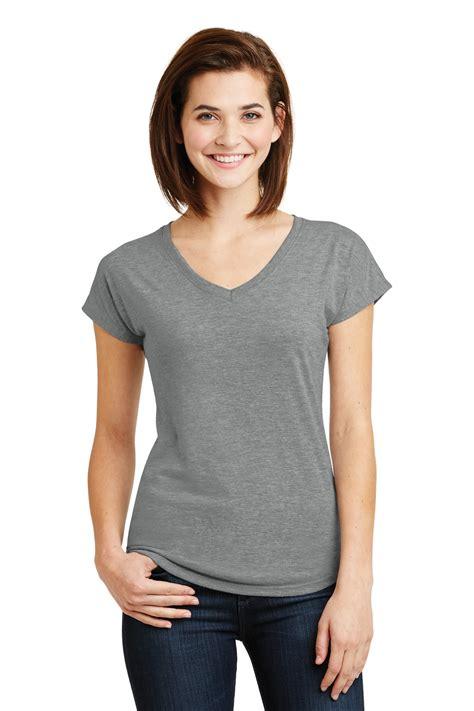 Blouse Tri Model sanmar wholesale imprintable apparel accessories