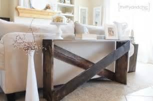 Simple Diy Table » Home Design 2017