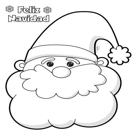 imagenes de santa claus animadas para dibujar impresionante dibujos de navidad para colorear de santa claus