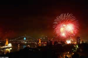 opera house new years 2015 australia welcomes 2015 with a with sydney fireworks
