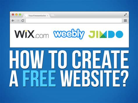 best website the 8 best free website builders we expose their pros cons