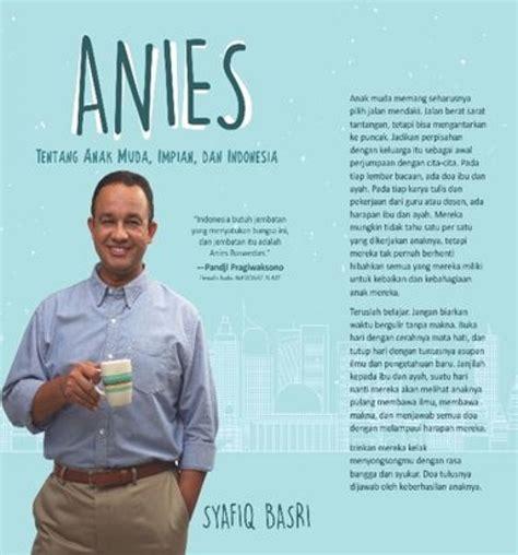 bukukita anies tentang anak muda impian dan indonesia