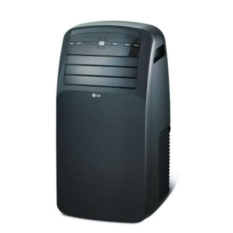Ac Portable Merk Lg lg electronics 12 000 btu portable air conditioner and dehumidifier function with remote