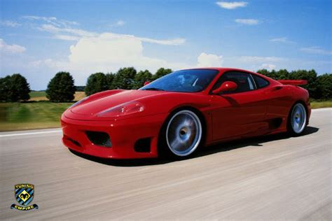 Ferrari 360 Tuning by Novitec Interior For Ferrari 360 Modena Spider