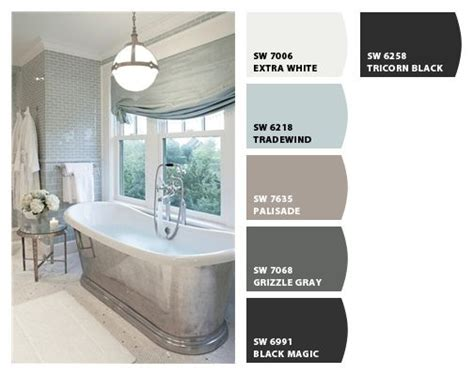 bathroom color palettes master bathroom color palette for the home pinterest