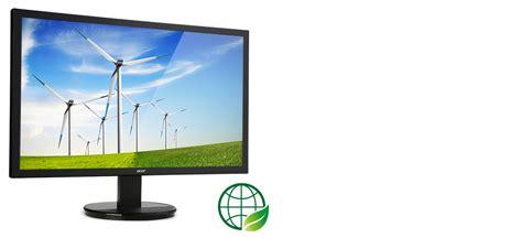 Acer Led Monitor Led Monitor Acer K272hl 27 Led Hd acer k272hl 27 quot hd widescreen led monitor um hw3sa 001 shopping express