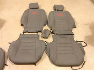 2012 Toyota Tacoma Seat Covers Okle Tacoma Trd Seat Covers Tacoma World