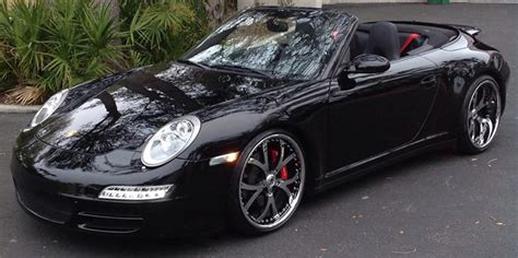 custom porsche wheels porsche custom exhaust suspension wheels tires