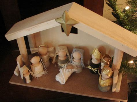 diy nativity 187 how to build wood nativity stable pdf free diy