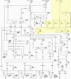 1990 jeep wrangler wiring diagram jeep ignition wiring