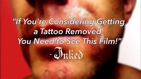 eye tattoo removal d inked a removal documentary an eye opener