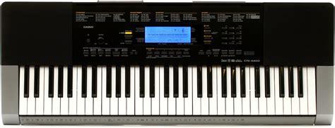 Keyboard Casio Ctk 7600 the best portable keyboards 500 w midi gearank
