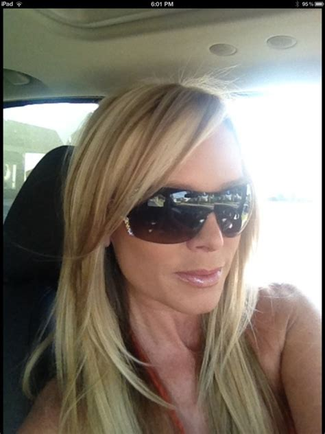 tamra barney hair extensions tamra barney of real housewives of orange county s new