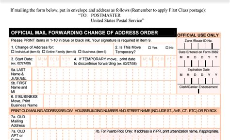 Usps Tracking Address Lookup Usps Changing Address Usps Change Of Address Change Of
