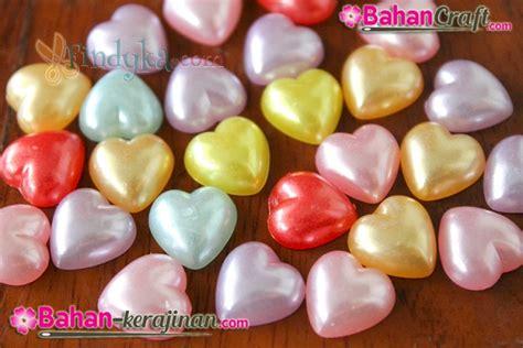 Mutiara Belah Matahari 12 Mm Mix Warna 20 Pcs Bahan Keterilan findyka home