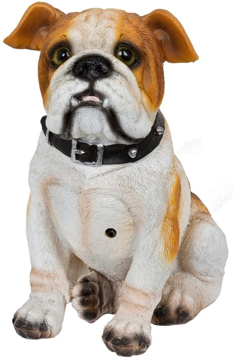 motion sensor bark special edition large barking dogs with motion activated sensor ornamental