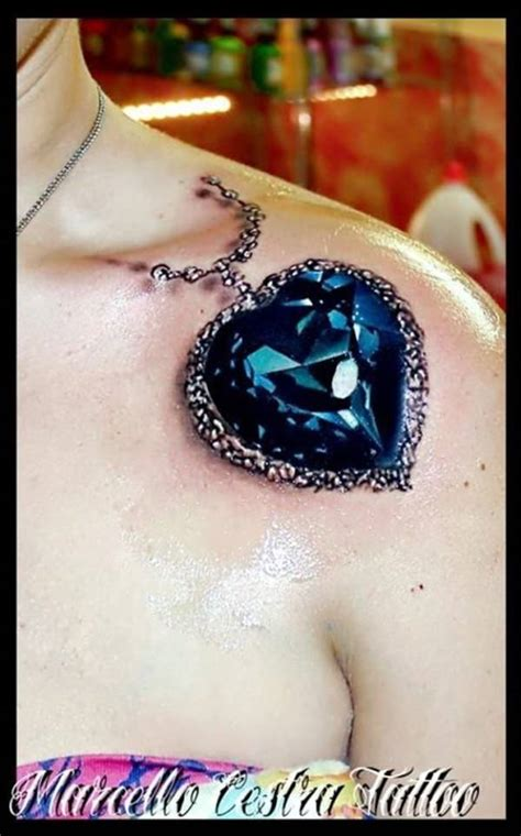 tattoo shoulder jewelry 47 amazing 3d tattoos 10 signs you are ready to get inked