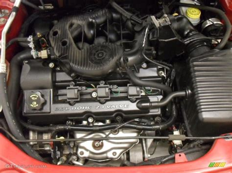 2005 dodge stratus engine 2005 dodge stratus sxt sedan 2 7 liter dohc 24 valve v6