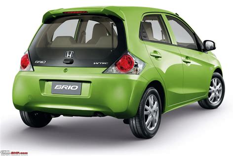 honda brio small car for india unveiled update scoop