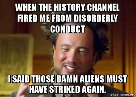 History Channel Guy Meme Generator - ancient aliens giorgio meme generator image memes at