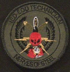 R36 Patch Eod Technician so proud of my tech and every other tech out in the world eod