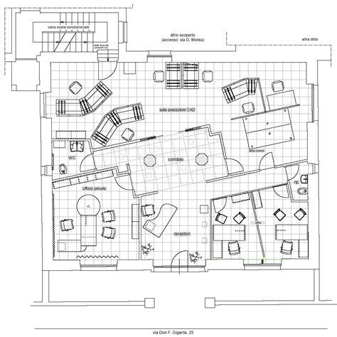 layout uffici studio spinosa ing giuseppe attivita di studio