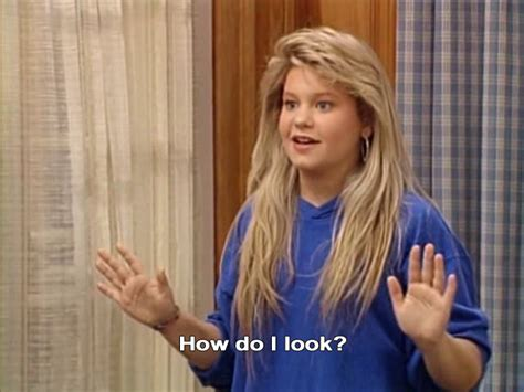 full house dj tanner dj tanner s best fashion moments on quot full house quot