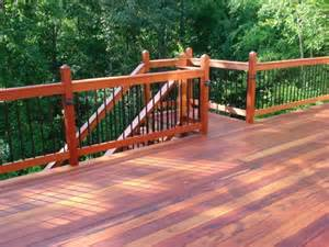 Design For Metal Deck Railings Ideas Decor Tips Add Your Outdoor Living Space With Deck Railing Ideas Fotocielo