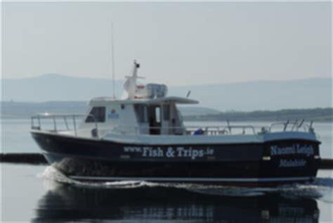 charter boat fishing dublin malahide charter boat boat tours malahide ireland