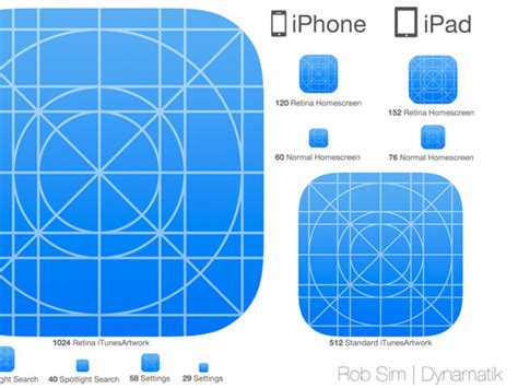 icon design guidelines ios a simple guide to creating ios7 style icons designmodo