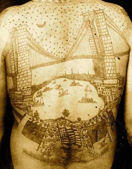 bowery tattoo history bowery