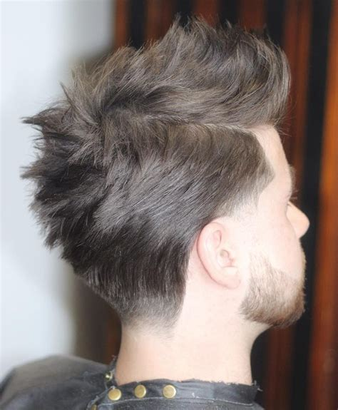 faux hawk fohawk hairstyles pictures gallery how to the fauxhawk aka fohawk haircut