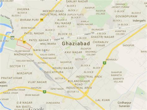 ghaziabad in india map 11 stolen vehicles seized in ghaziabad oneindia