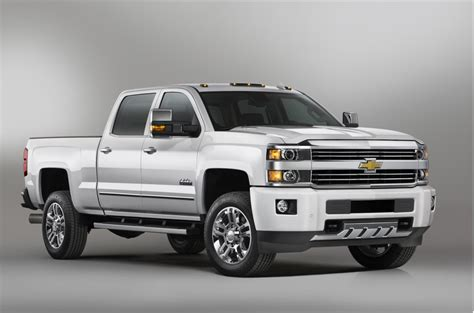 up chevrolet 2015 2015 chevrolet silverado hd saddles up for high country
